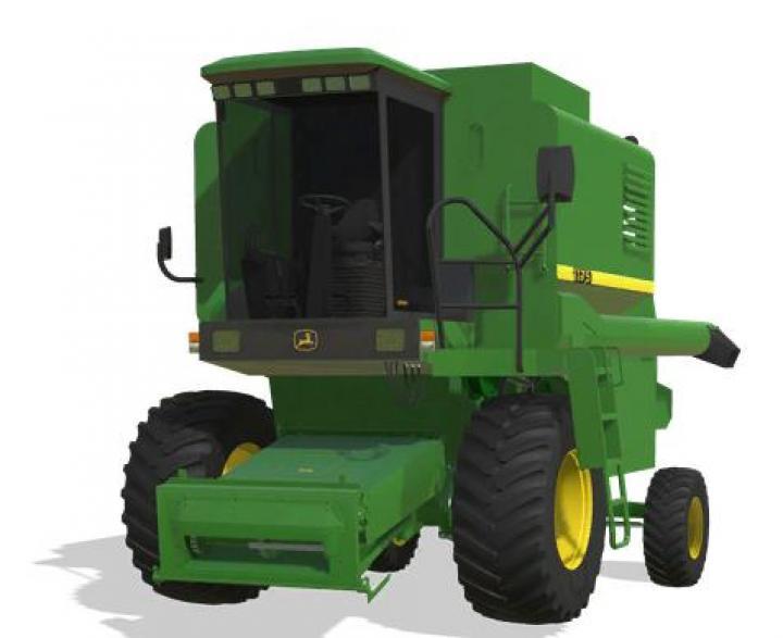 FS19 - John Deere 1175 V1