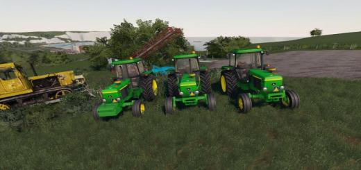 Photo of FS19 – John Deere 3X50 2Wd V1
