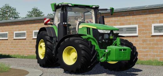 Photo of FS19 – John Deere 7R 2020 Tractor V1