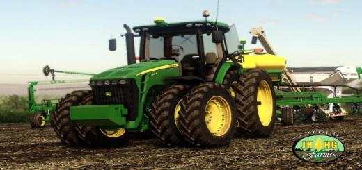Photo of FS19 – John Deere 8R (2009-2011) Series Us Official V1