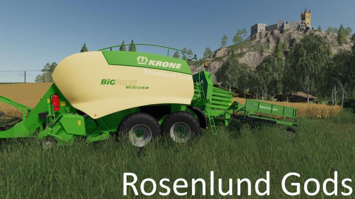 FS19 - Krone Bigpack V1