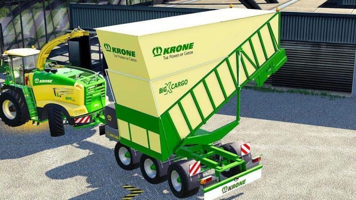 FS19 - Krone Cargo V1