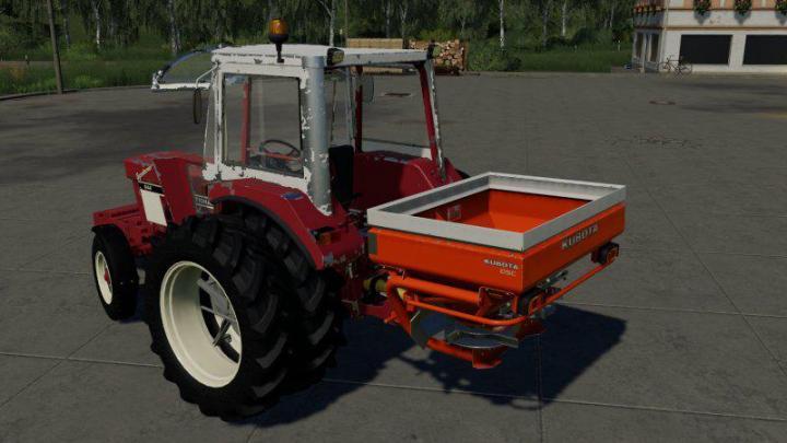 FS19 - Kubota Dsc 700 V1