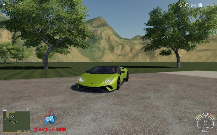 FS19 - Lamborghini V2