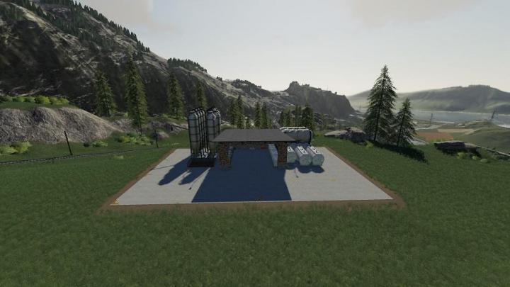 FS19 - Large Pallet Warehouse V1.0.0.1