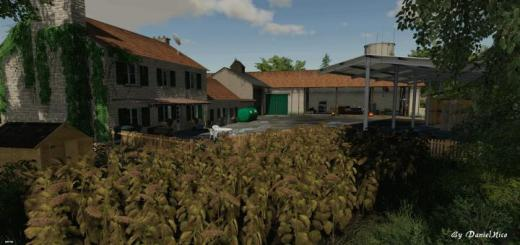 Photo of FS19 – Le Petit Bourg Map V1