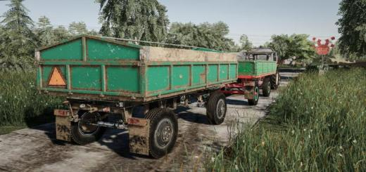 Photo of FS19 – Lizard D35 Trailer V1
