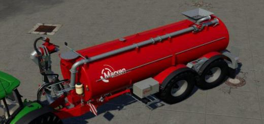 Photo of FS19 – Marxen St 220 V1