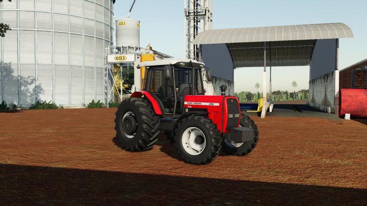 FS19 - Massey Ferguson 292 Tractor V1