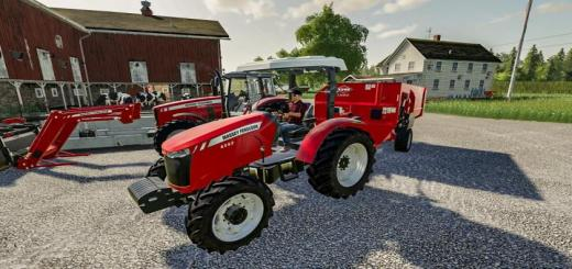 Photo of FS19 – Massey Ferguson 4292 V1.01
