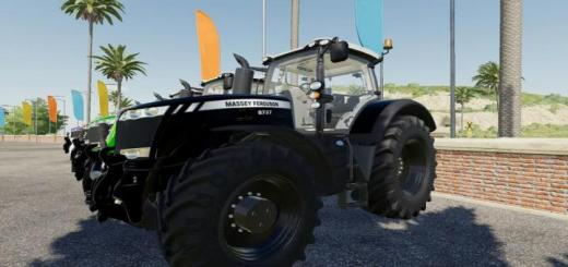 Photo of FS19 – Massey Ferguson 8700 Tuning V1