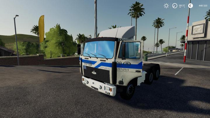 FS19 - Maz 642208 V1