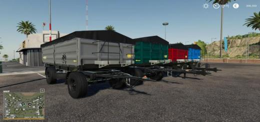 Photo of FS19 – Mbs Kipper Pack V2.5