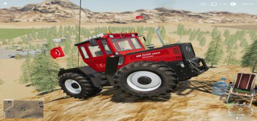 Photo of FS19 – Mercedes-Benz Tractor Pack V2