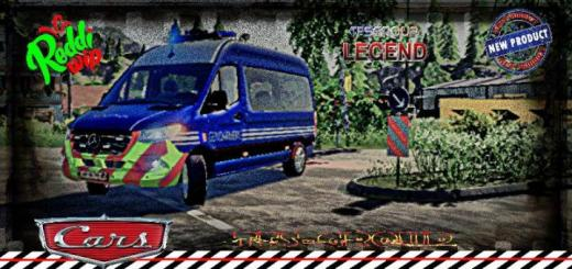 Photo of FS19 – Mercedes Sprinter 2019 Gdn V1.3