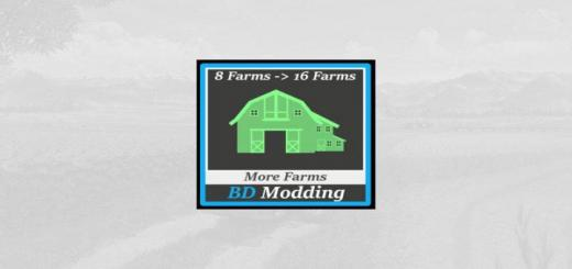 Photo of FS19 – More Farms V1