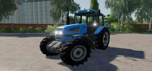 Photo of FS19 – Mtz-1221.4 Tractor V1.0.0.2