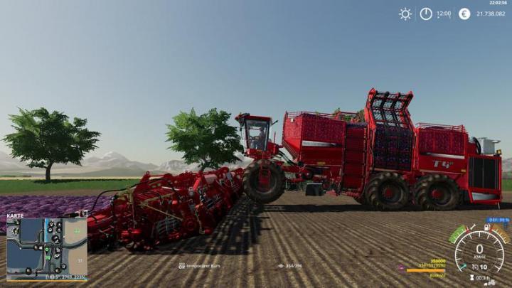 FS19 - Multi Fruit Harvester V3