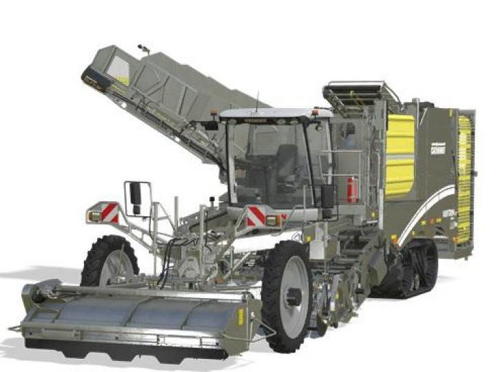 FS19 - Multiharvesting Varitron 470 V1