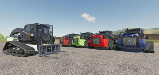 Photo of FS19 – New Holland C232 Skid Steer Custom V1