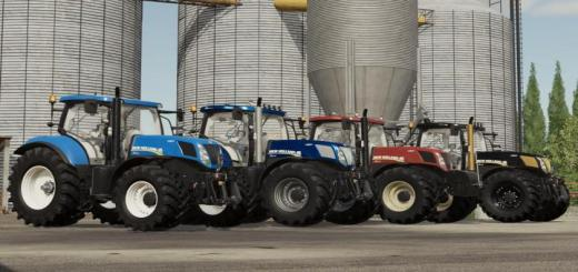 Photo of FS19 – New Holland T7 Ac Series V1