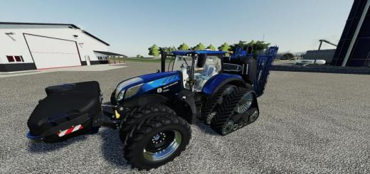 Photo of FS19 – New Holland T7 Recon V1