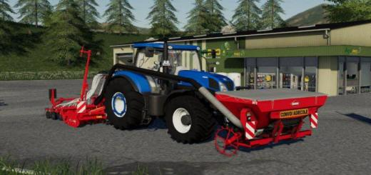 Photo of FS19 – New Holland T7 Swb Tier4A V2