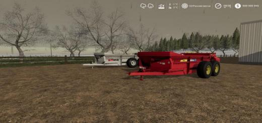Photo of FS19 – New Idea 3639 + New Holland 185 V1