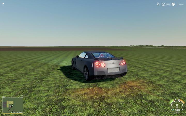 FS19 - Nissan Gtr V1
