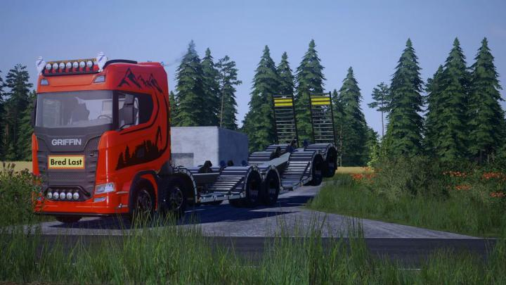 FS19 - Nmc Griffin Thunderbuild V1