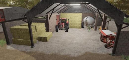 Photo of FS19 – Old Brick Barn V1
