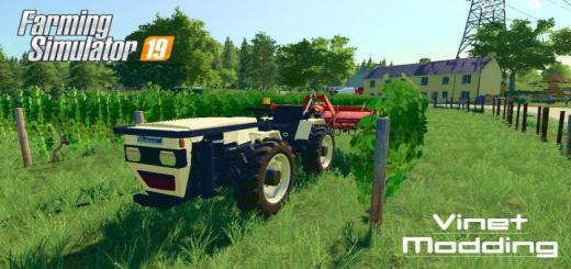 Photo of FS19 – Pasquali 980E V1