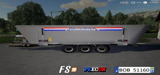 Photo of FS19 – Peecon Global Company Autoload V2
