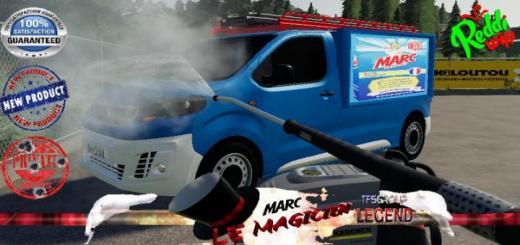 Photo of FS19 – Peugeot Expert Marc V1.5