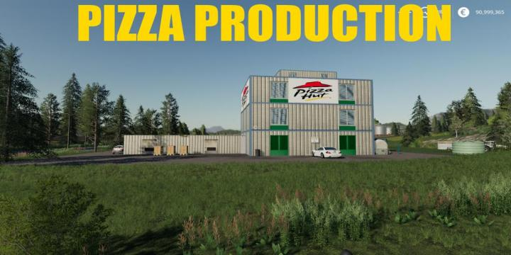 FS19 - Pizza Production V1
