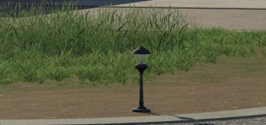 Photo of FS19 – Placeable Garden Lamp V1