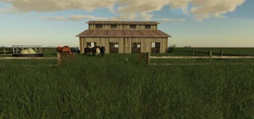 Photo of FS19 – Placeable Horse V1.0.5