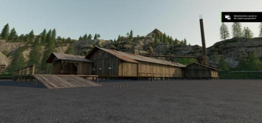 Photo of FS19 – Production Pack (Forest) V1.1