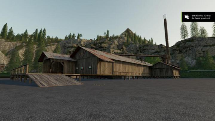 FS19 - Production Pack (Forest) V1.1