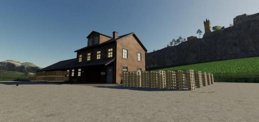 Photo of FS19 – Production Pack (Forest) V1.2