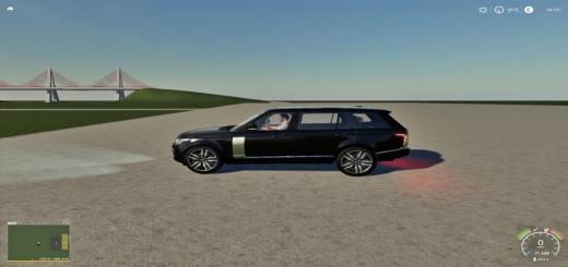 Photo of FS19 – Range Rover Lwb V1