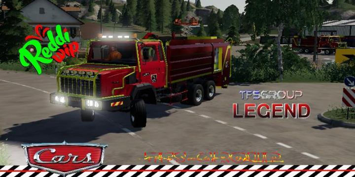 FS19 - Renault C280 Rescue 2.0