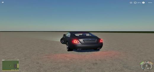 Photo of FS19 – Rolls Royce Wraith V1