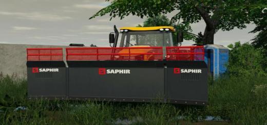Photo of FS19 – Saphir Mes 400 V1.0.0.1