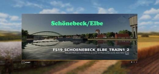 Photo of FS19 – Schoenebeck Elbe Train V1.6