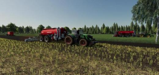 Photo of FS19 – Schuitemaker Robusta 225 Pack V1.3