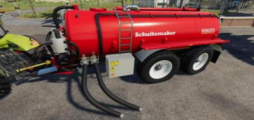 Photo of FS19 – Schuitemaker Robusta 225 Pack V1.4