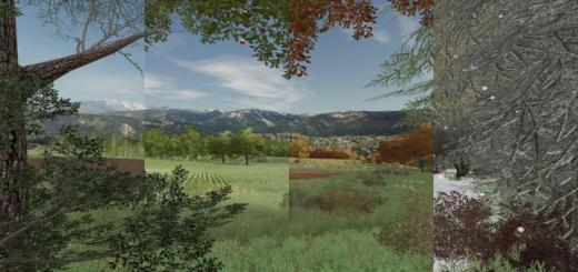 Photo of FS19 – Seasons Geo: Central Europe Simplified V1.2