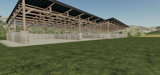 Photo of FS19 – Shed Pack V1.1