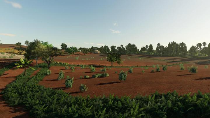 FS19 - Sitio Bom Jardim Map V1